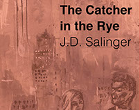 J.D. Salinger Book Jackets