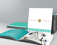 Medical center Brochure