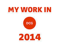 My work in DCG Consulting group