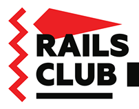 RAILSCLUB Branding & Interaction