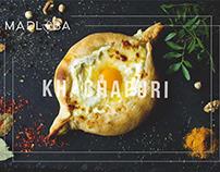 Georgian Cuisine banners