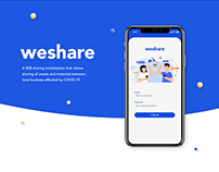 Weshare- For Local Businesses Affected by COVID