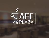 Cafe dé Plaza | PLAZA HOTEL İstanbul Branding