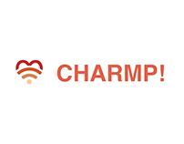 CHAMRP!- UI/ UX design