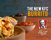 KFC Burrito Social Campaign