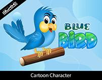 Bird Cartoon Character