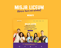 Misja Liceum