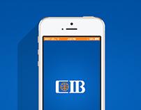 CIB - Mobile Application