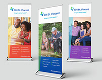Catholic Health Initiatives General Banners