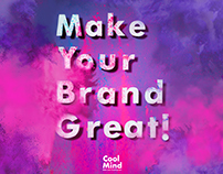 Make Your Brand Great! / Photography - Graphic design