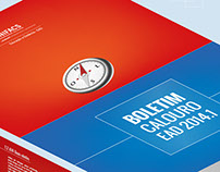 Brochure / Boletim Calouro EAD 2014.1 UNIFACS