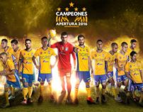 Campeonato 5ta Estrella Club de Futbol Tigres UANL