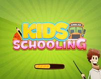Kids Schooling App