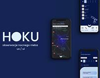 HOKU - ux/ui