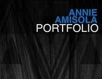 Annie Amisola Portfolio 2015