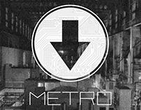Metro Logo/Branding