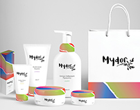 Mydor: a cosmetic line of body beauty products