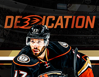 Anaheim Ducks - 2015 Season Creative