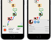 Bike Rider's App