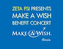 Zeta Psi Make a Wish Benefit Concert