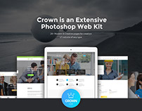 Crown Extensive Web UI Kit