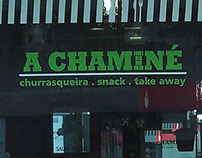 A Chaminé - Design and production of window front