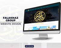 Falaknaz Group Website