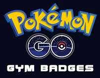 Pokémon GO Badges - Dublin City Centre Edition
