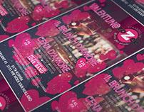 Valentijn Rozee poster