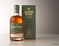 James King Single Malt Whisky