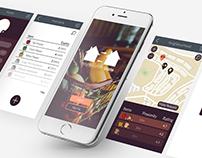 Neighbourhood Plate | A food sharing app