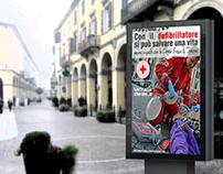 Corso defibrillatore (BLSD) Croce Rossa Tortona