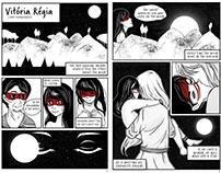 Comic Vitória Régia