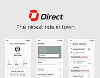 Direct UI/UX Design