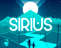 SIRIUS - BOOK COVER