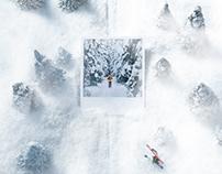 Vyvolej.to winter visual