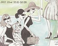 Fashion House Invitation, Fashion Week Amsterdam