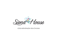 «Siena House» logo & catalog