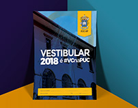 Diagramação Vestibular PUC - SP 2018