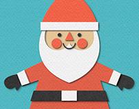 Crafty Santa