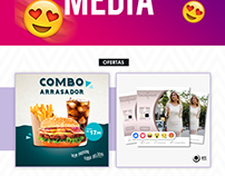 Social Media - Produtos e Serviços 2018