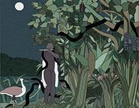 Henri Rousseau- The Snake Charmer