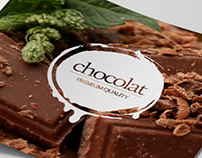 Chocolat| Brochure