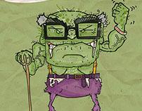 Old Hulk Spaghetti Toes