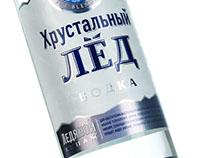 Vodka Khrustalnij lyod
