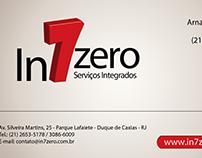 Cartão de visitas - In7zero