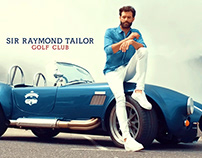 Sir Raymond Tailor [Shelby Cobra '65] - Cape Town