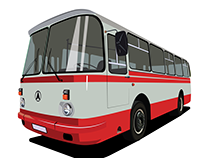 USSR vector buses