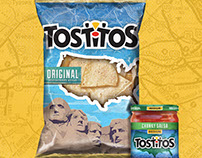 PACKAGING: Tostitos - Summer Travel Promotional Bag