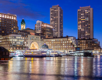 Rowes Wharf Photography